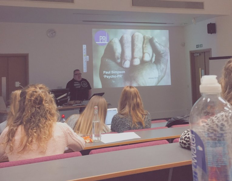 Opening my guest lecture last week, using 'psycho-geography' as a tool for reflection.